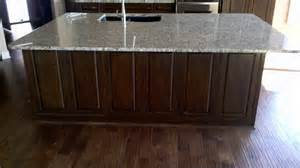 Pictures Of Crown Molding On Kitchen Cabinets stained woodwork stained kitchen island