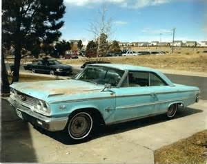 purchase new 1963 1 2 ford galaxie xl 500 fast back