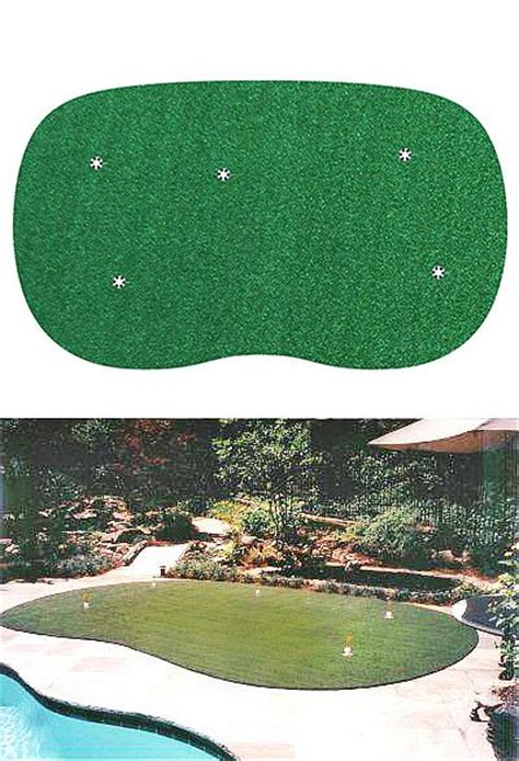 installing a putting green in your backyard 25 best backyard putting green trending ideas on pinterest outdoor putting green