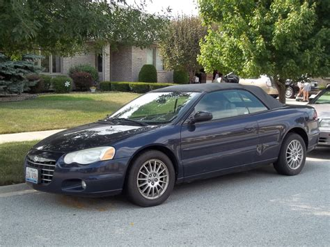 2004 chrysler seabring new 2004 chrysler sebring beedher