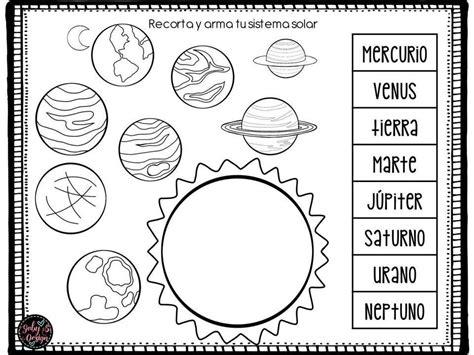 imagenes educativas del sistema solar nuestro sistema solar 6 imagenes educativas