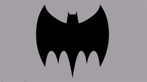 evolution   batman symbol   decades