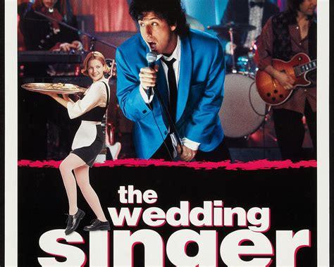 wedding singer turns   lot  magic happened