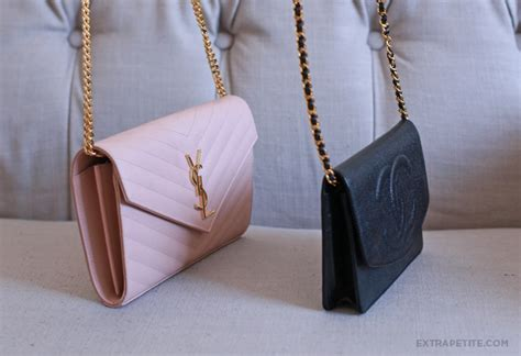Yes Laurient Woc So Black bag review ysl laurent wallet on chain purse