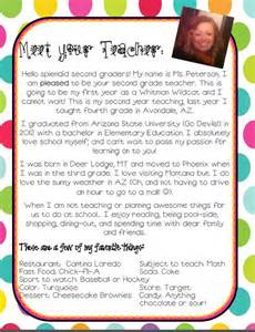 Letters To Parents From Teachers Templates by 25 Best Ideas About Introduction Letter On