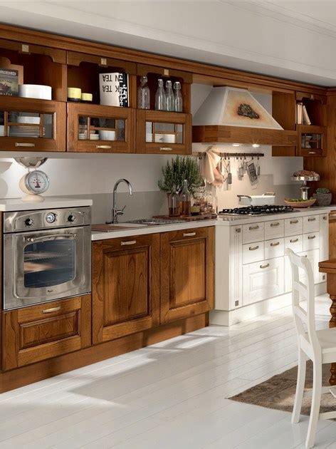 legno in cucina cucina in legno con maniglie cucina in legno
