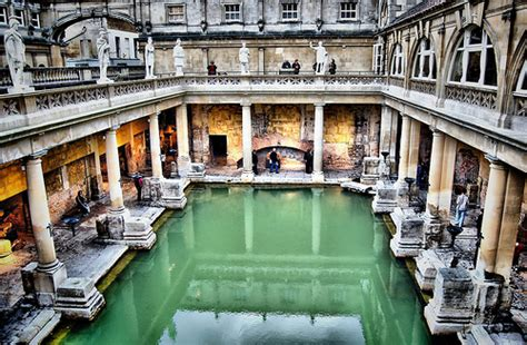 the baths in bath this was just recently