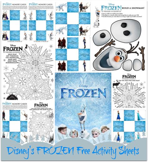 printable frozen activity book free coloring pages of frozen activity