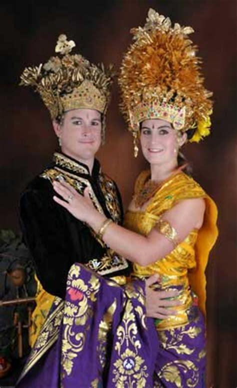 pakaian pengantin adat bali photo pakaian adat bali tata rias dan busana lokal