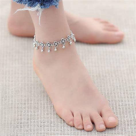 My Anklet my vintage anklet
