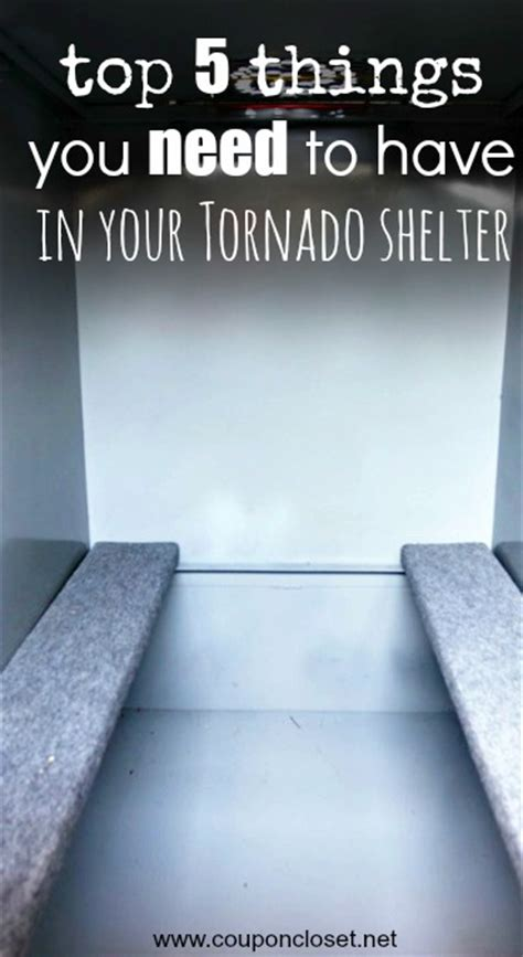 things to put into room 101 top 5 things you should put in your shelter coupon closet