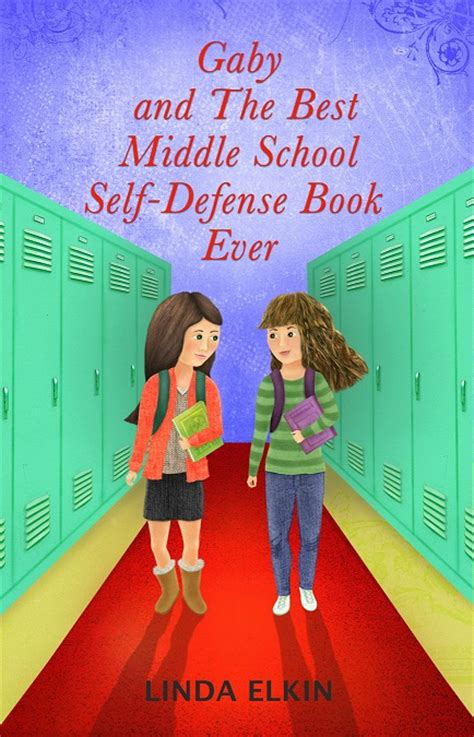 linda elkins  book   middle school  defense book  helps middle school