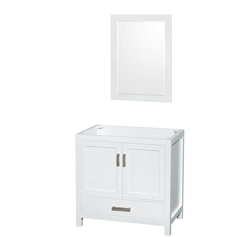 36 bathroom vanity white wyndham collection wcs141436swhcxsxxm24 sheffield 36 inch
