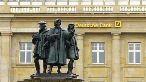 deutsche bank rossmarkt frankfurt deutsche bank at ro 223 markt square statue frankfurt germany