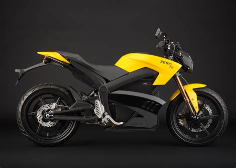 yellow motorcycle 2013 zero s electric motorcycle yellow profile right