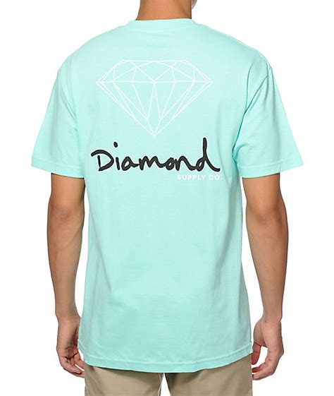 Hoodie Martin Garix Diamend Clothing supply co sign logo t shirt zumiez