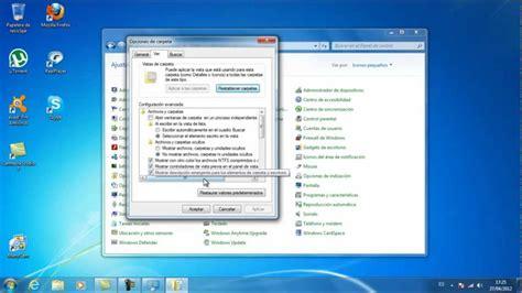 ver imagenes ocultas windows 7 como ver las carpetas ocultas tutorial windows 7 youtube