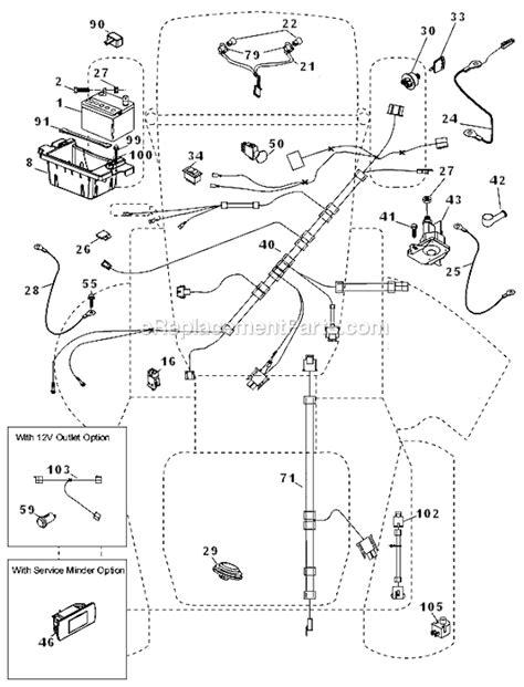 wiring diagram for husqvarna yth2348 lawn tractor wiring