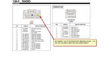 2001 ford mustang stereo wiring diagram techunick biz