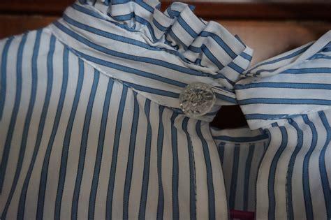 Dahlia Blouse blouse dahlia granit et hortensias bleus