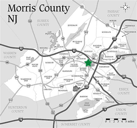 map of morris county new jersey the country home nj alzheimer s care facility