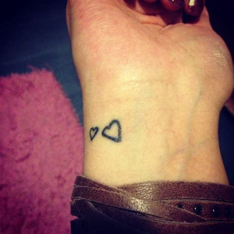 girly wrist tattoos tumblr simple tattoos for www pixshark