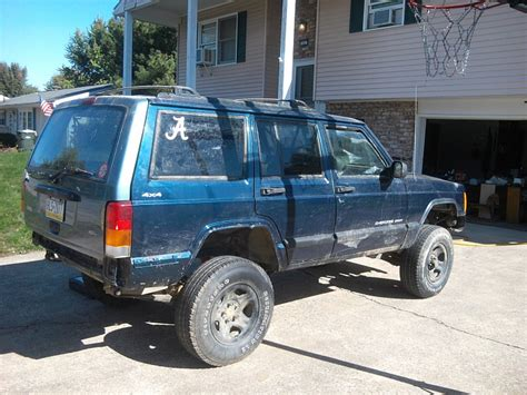 jeep zj 4 inch lift 33s with 4 inch lift is it possible with spacers jeep