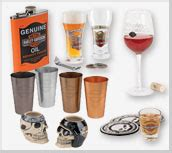 Harley Davidson Barware by Harley Davidson 174 Ace Branded Products