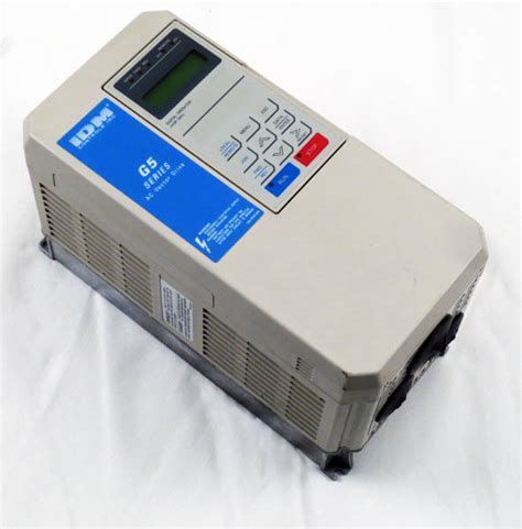 vector of ac drives books used idm controls cimr g5u40p7 g5 series ac vector drive