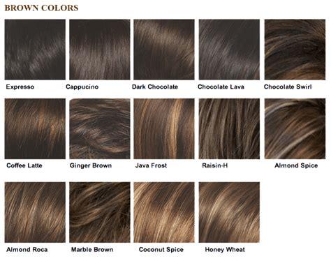 brown color chart medium brown hair color chart medium hair styles ideas