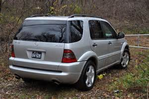 2000 mercedes ml55 amg information and photos