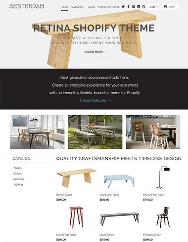 shopify themes testament 100 premium shopify themes for ecommerce stores