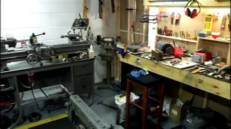 tiny home machine shop tour 2 0