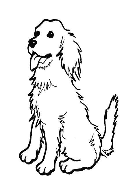 ausmalbilder gratis hunde  ausmalbilder gratis