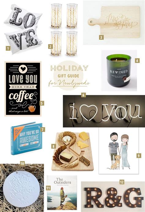 17 best images about gift guide for newlyweds on