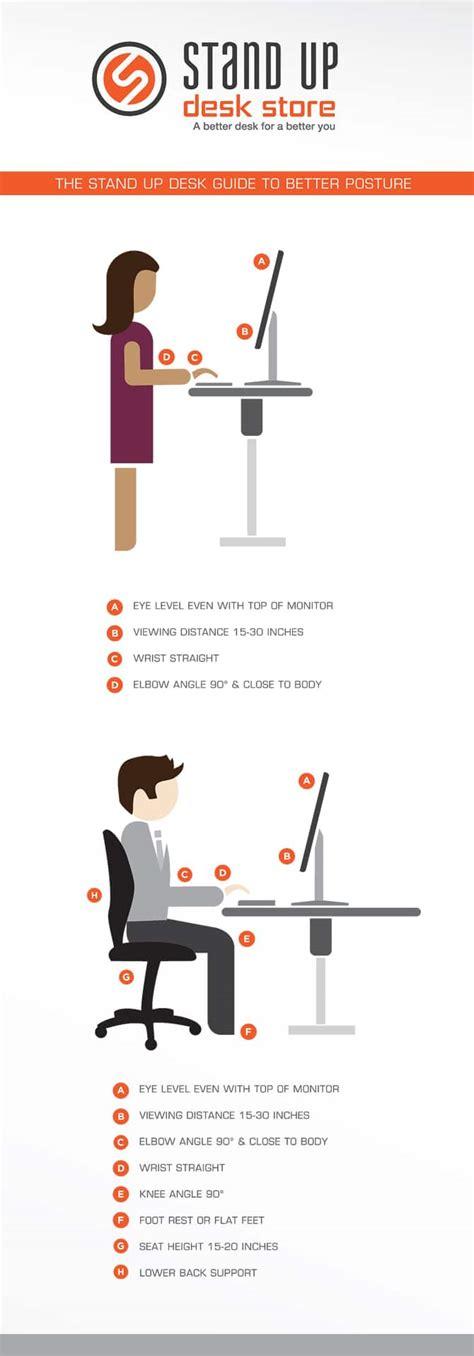 standing desks a study