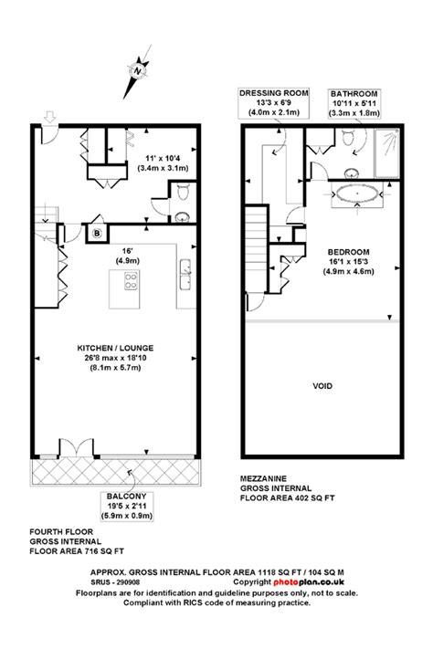 Plan d'un loft design à Londres   Journal du Loft