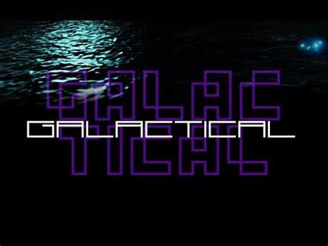 basement jaxx junto a teljes album galactical