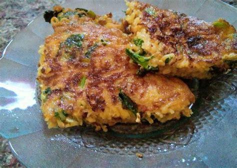 resep omelet mie telur sayur simple oleh dapurkos