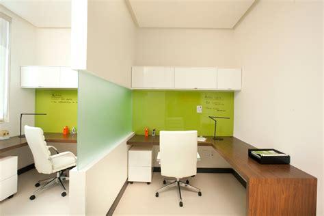 Scandinavian Office Interior Design by Miami Modern Scandinavian Office Dkor Interiors