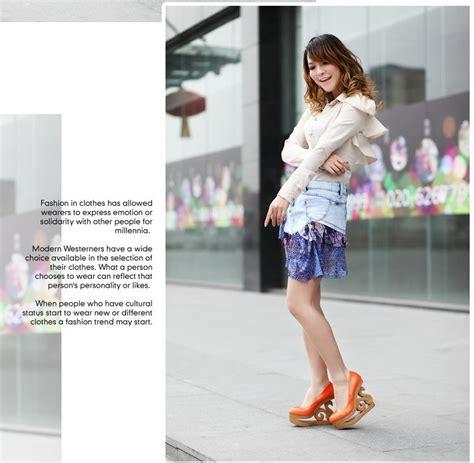 Spesial Sandal Lolipop Nn16 Termurah fashion stylish womens high heels pumps wedge shoe special platform color ebay