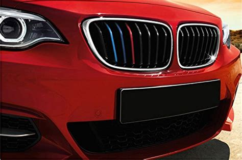 Sticker Mio M3 Striping Carbon Stripes areyourshop 5pcs front grille grill vinyl sticker decal for bmw m3 m5 e46 e60 e90 e92