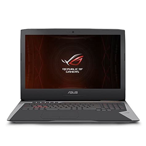 Laptop Asus Rog G752vs asus rog g752vs xb78k oc edition 17 inch hd intel i7 gtx 107