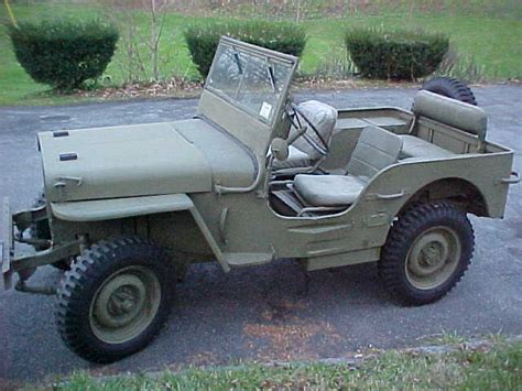 Jeep 1945 For Sale 1945 Willys Jeep For Sale G503 Vehicle Message