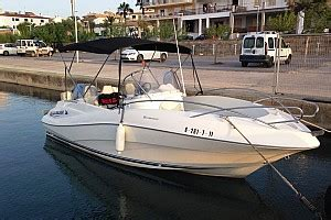 charter boat license boat charter with licence mallorca sunbonoo