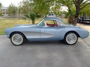 1957 chevrolet corvette convertible 117110