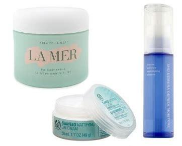 Pelembab La Mer 3 pilihan pelembab kulit dengan ekstrak rumput laut