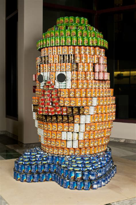 canstruction design plans 2011 canstruction exhibit and design competition nyc