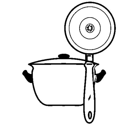 coloring pages kitchen utensils kitchen utensils coloring page coloringcrew com