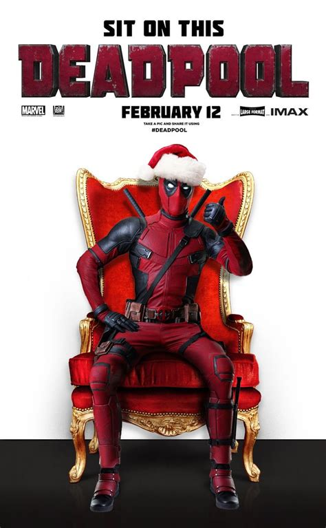 film marvel a voir deadpool f 234 te no 235 l sur la nouvelle affiche du film marvel